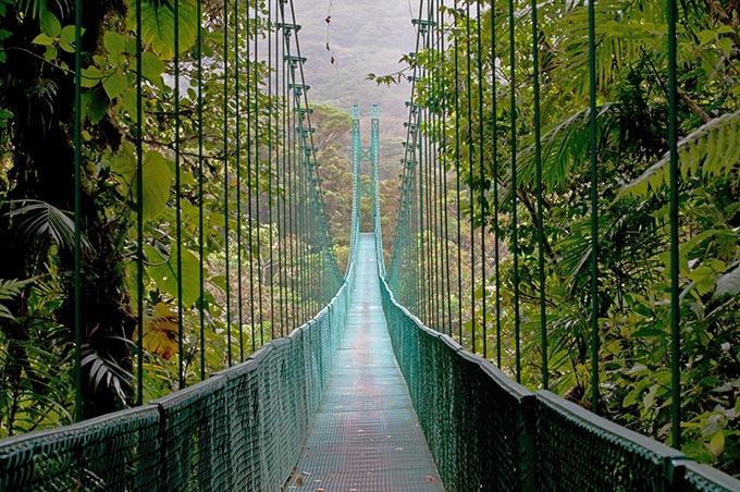 costa-rica-hanging-bridge-in-monteverde-cloud-forest-rainforest-shutterstock_95638117