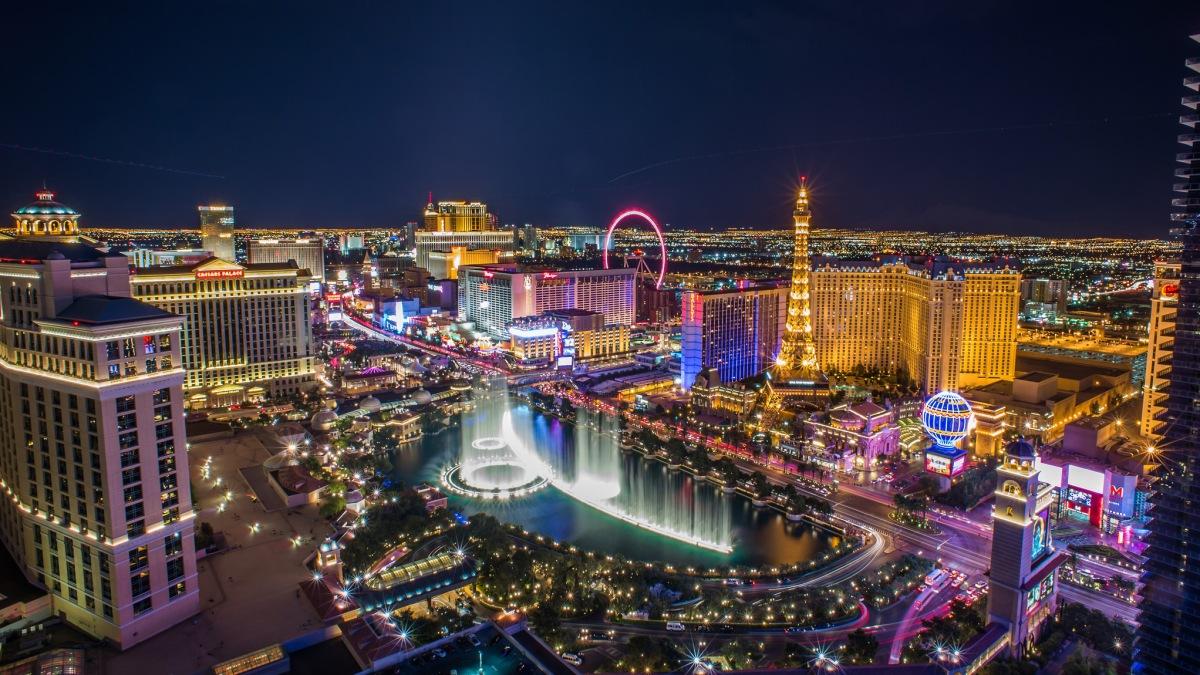 Vacaciones en las Vegas 2019