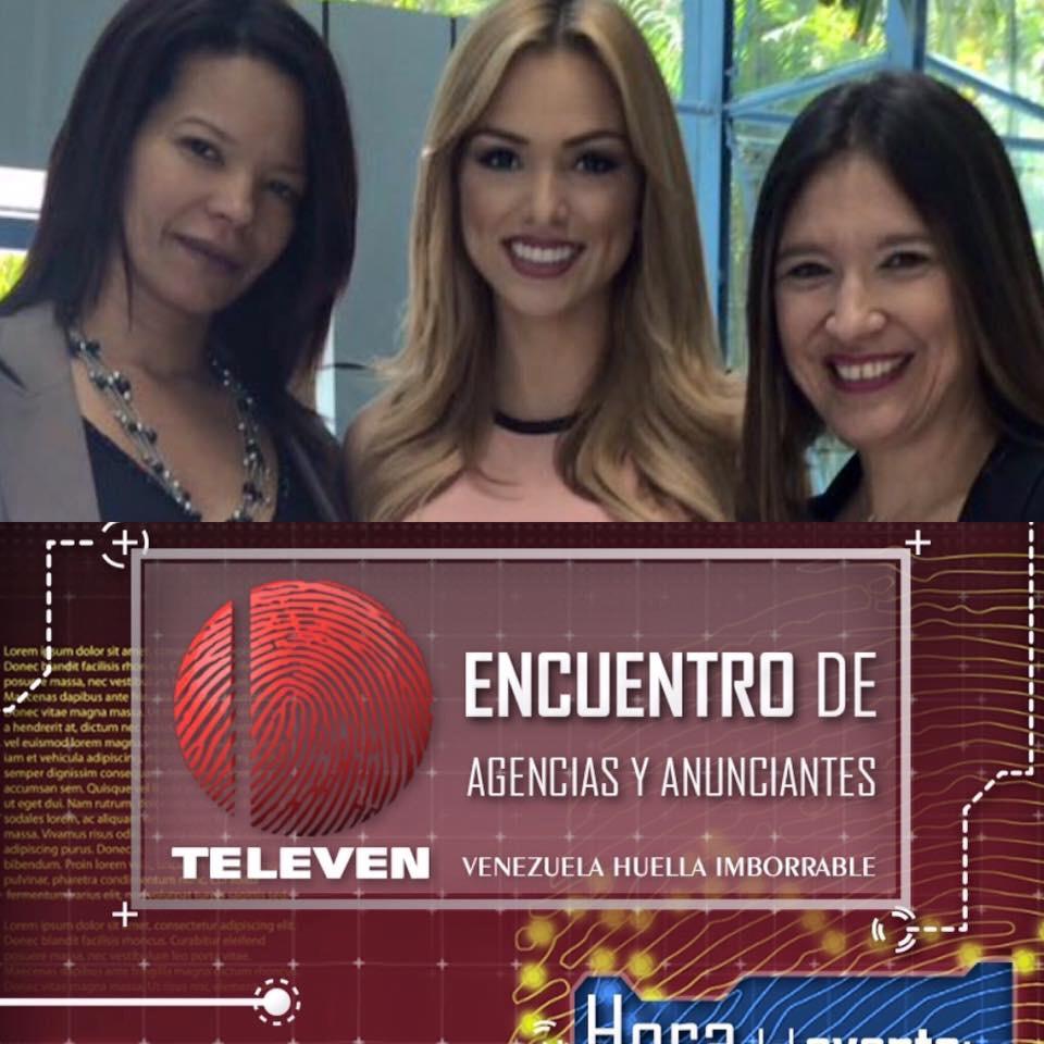Ingrid Musso, Anmarie Camacho y Zulait Fuentes Ceo VIVIviajes